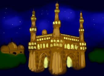 Charminar - The Jewel of Hyderabad