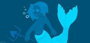 merman by Sugarkatz