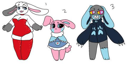 bunny Adopt  OPEN