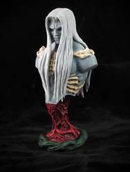 Busto Saic (new paint) by gaminypobre