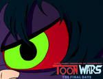 The Fury in Her Eyes (Toon Wars The Final Days)