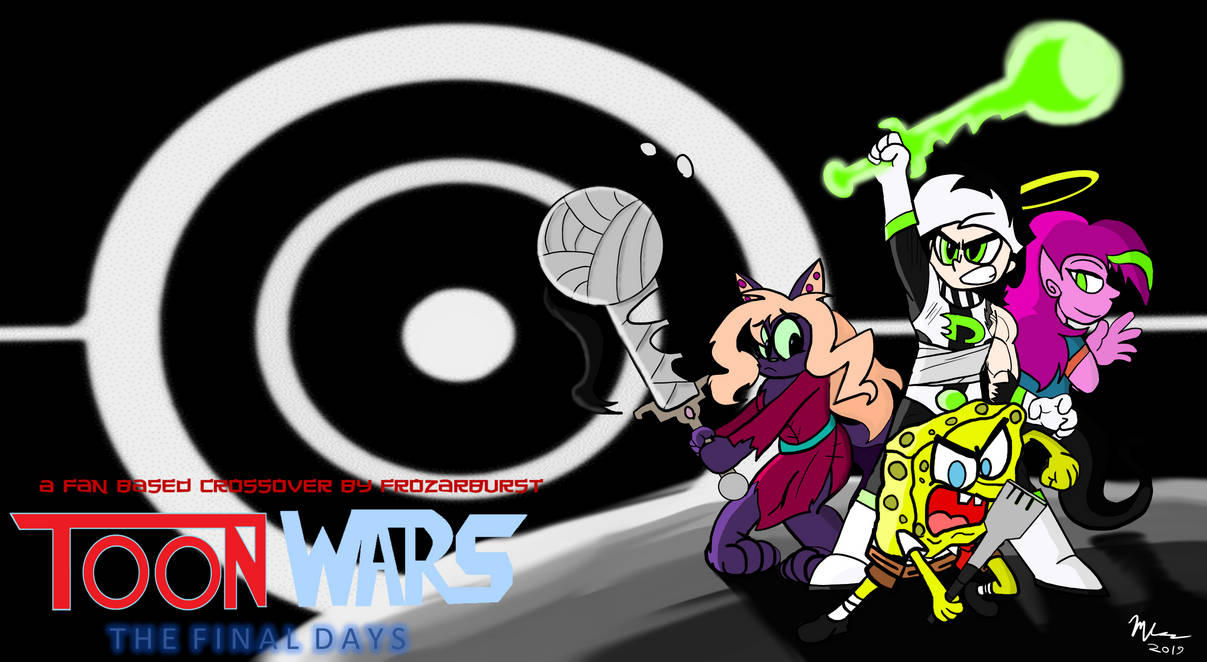 Toon wars the final days void star cover by frozarburst