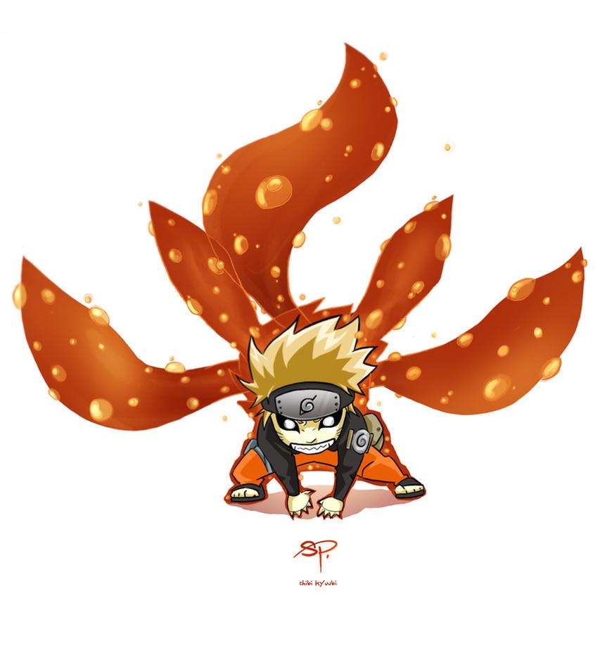 Naruto chibi kyuubi by spartworks on deviantart - Naruto chibi images ...