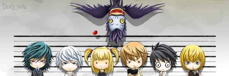 Death Note - Nendoroids