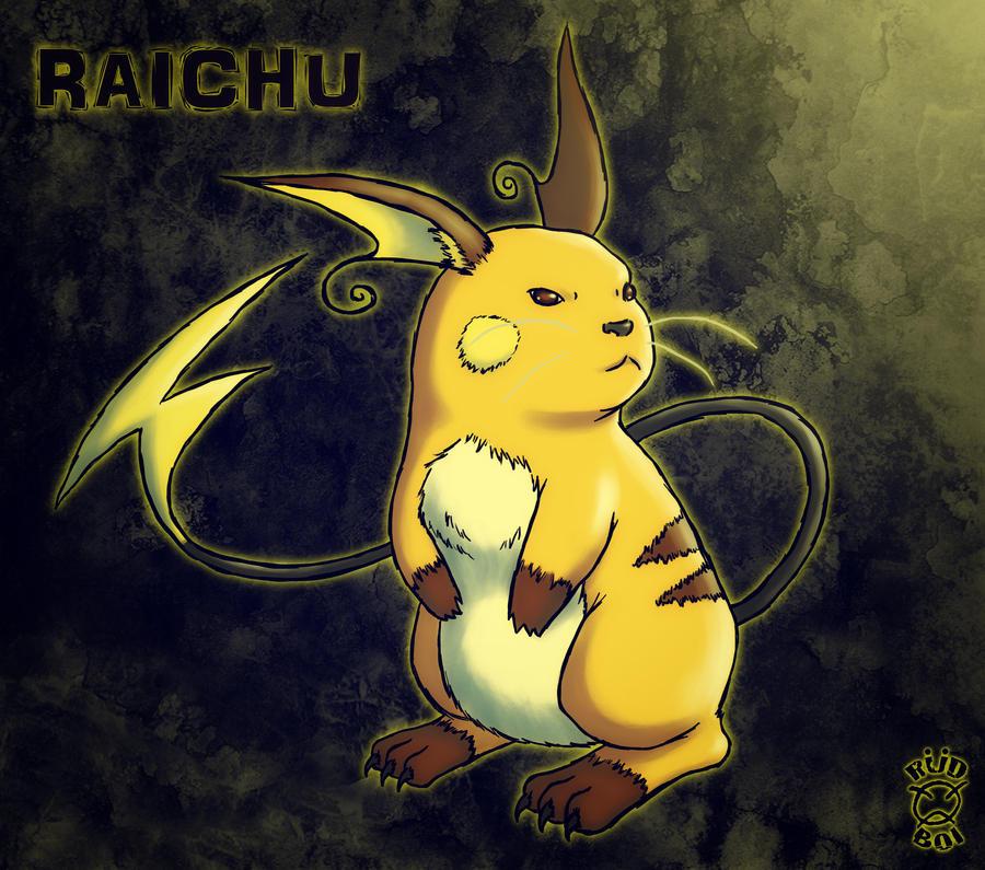 Raichu by natas-666
