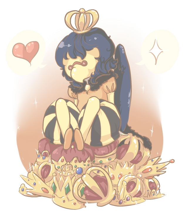 HPM: Throne of Crowns by ElfSama