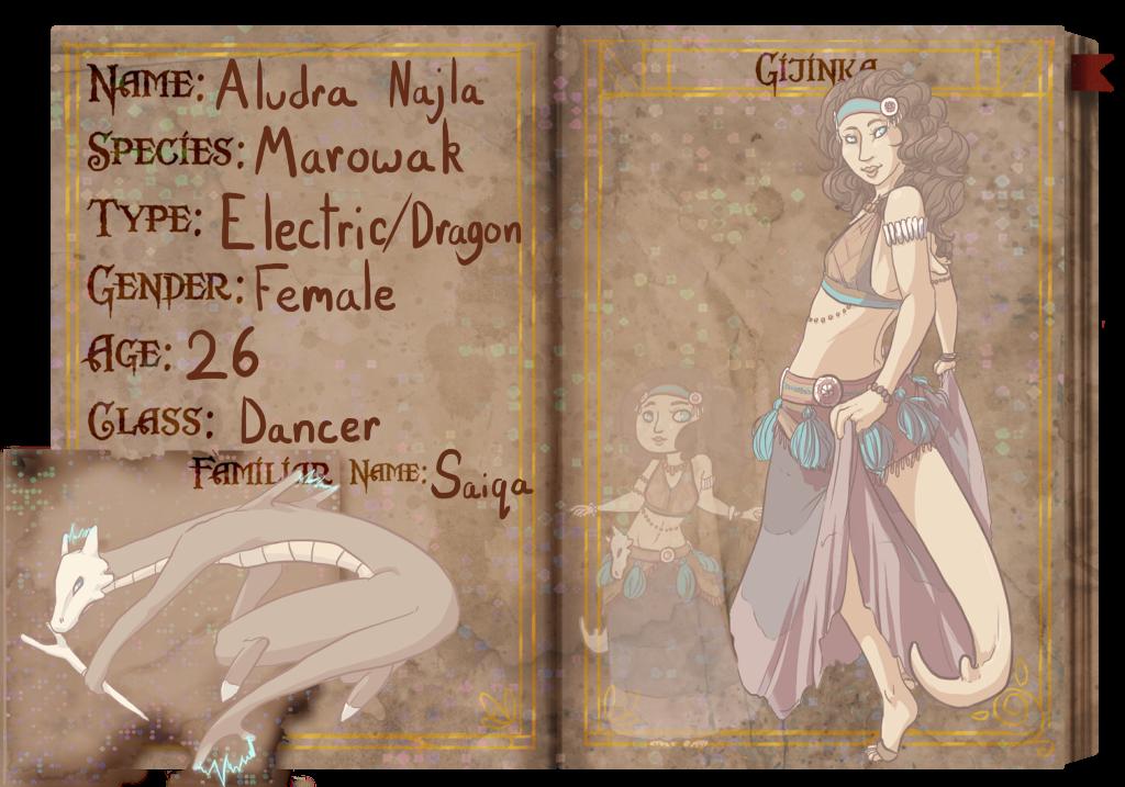 CoR: Aludra Najla by ElfSama