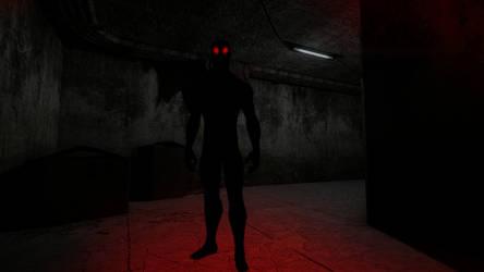 Alone in a Dark House fan art