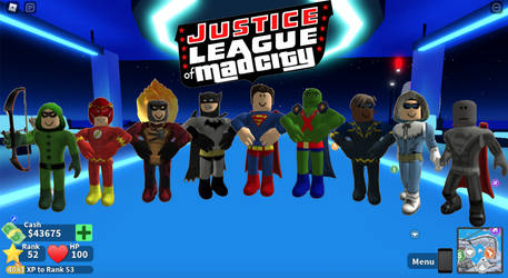 Justice League of Madcity