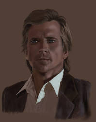 Dirk Benedict by annieoakley64