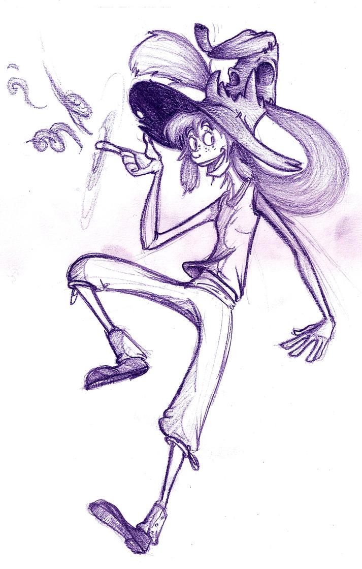 AATR sketchattack 1 by MindlessCreator