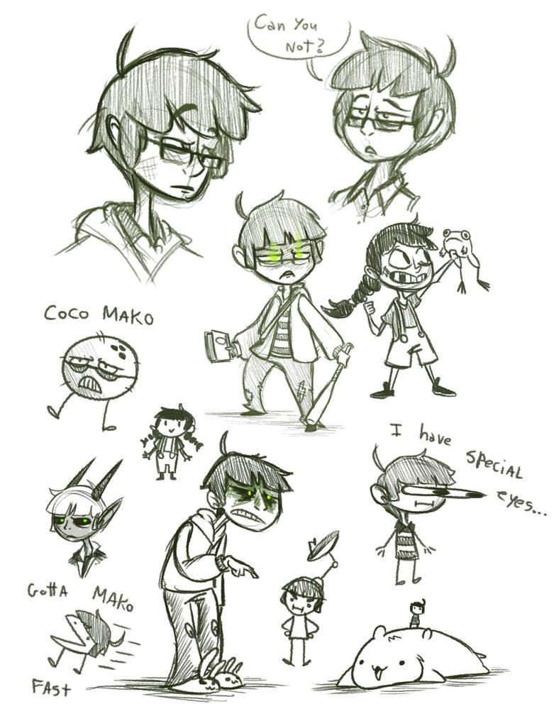 WoD: Mako Dump by MindlessCreator