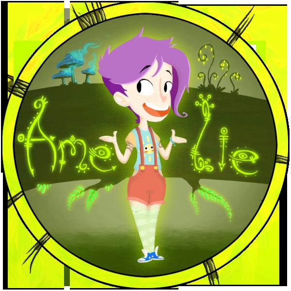 Amelie Token by MindlessCreator