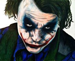 The Joker by feliciabe