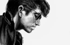 Alex Turner by feliciabe