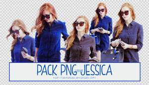 PACK PNG JESSICA - 5 RENDER