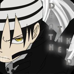 Death The Kid Icon By Ikutopop On Deviantart