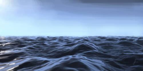 :static ocean by KatiaLondon