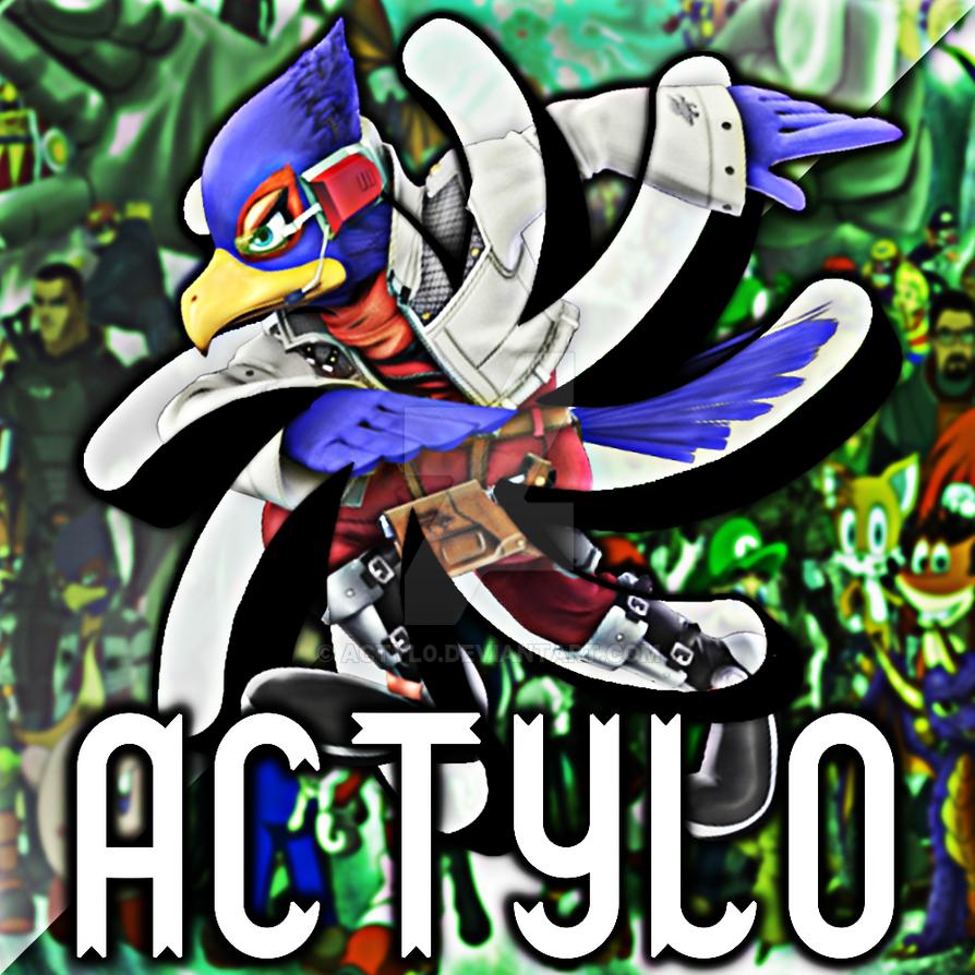 falco actylo logo by actyl0 on deviantart