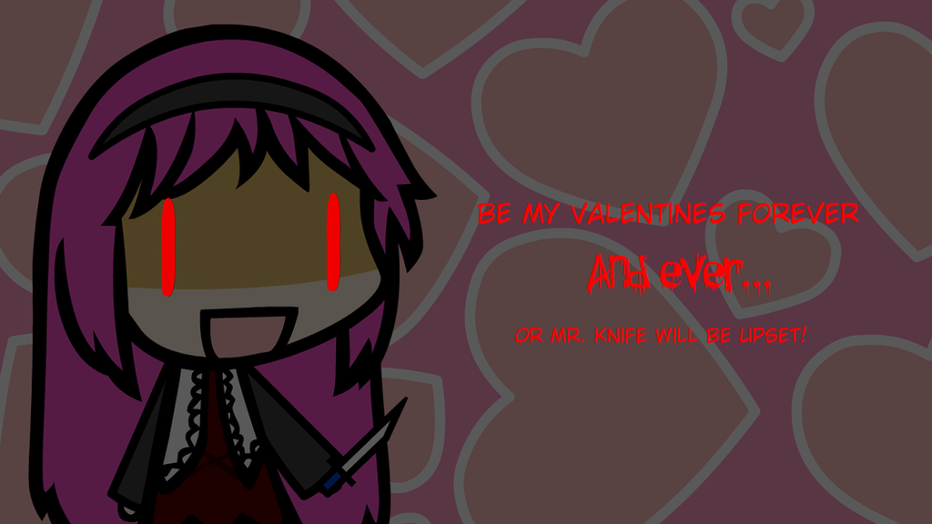 Yuno's Valentines Card by Disgaea4everdood