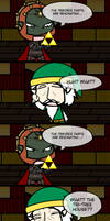 If Link Was an Old Man