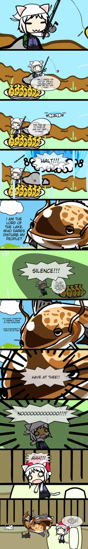 A Bigger Fish by Disgaea4everdood
