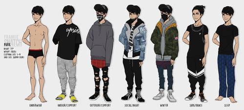 fS: Park wardrobe