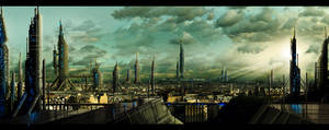 Matte Painting 4