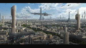 Matte Painting 5