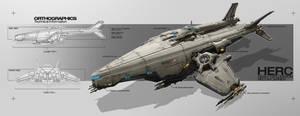 Space Ship 01