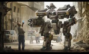 Street Bot