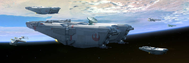 Rebel Alliance Transport