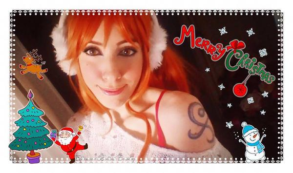 Nami Christmas by MissNami94