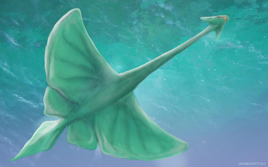 Plesiosaur Evolution by Grumbleputty