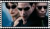 Matrix: Heros Stamp by melisnirvana
