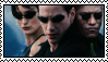 Matrix: Heros Stamp by melisnirvana