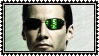 Matrix - Neo Stamp by melisnirvana
