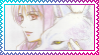 Wolf's Rain: Kiba and Cheza - Stamp by melisnirvana