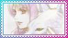 Wolf's Rain: Kiba and Cheza - Stamp by melisnirvana