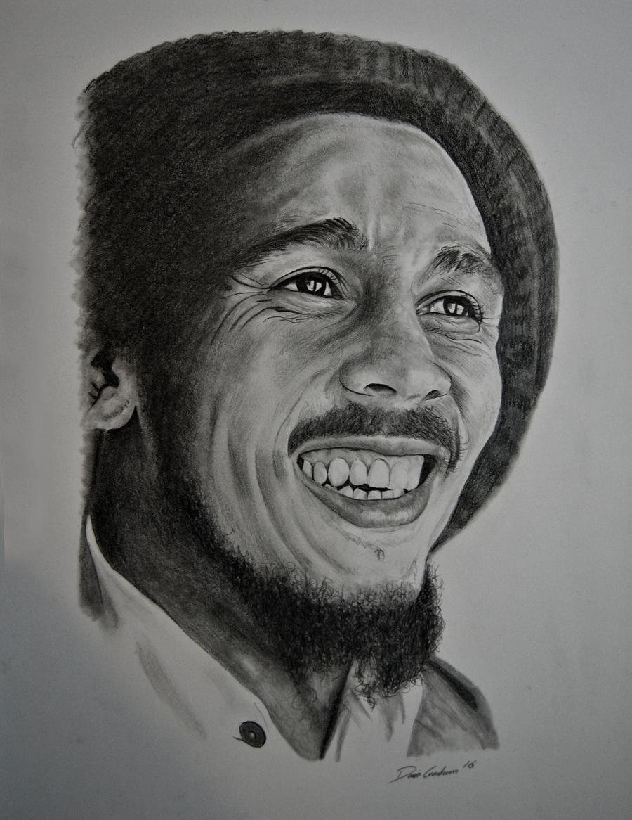 Bob Marley 2 by IAmPen...