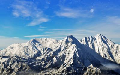 Mount Ridenia v2 by Dalva24