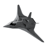 RXDV-XF-01 Close Up WIP