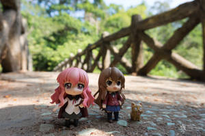 Louise and Taiga in Pangandaran - 2 by Dalva24