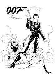 007 Blonds by alexguenther
