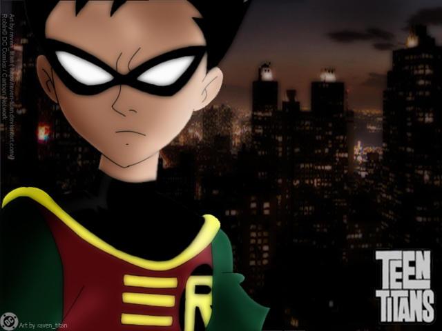 Robin by raven-titan
