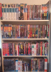 My Batman Shelf