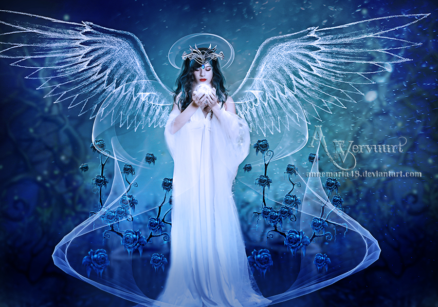 Magic Angel By Annemaria48-d8fzcdc by ArtistReferences