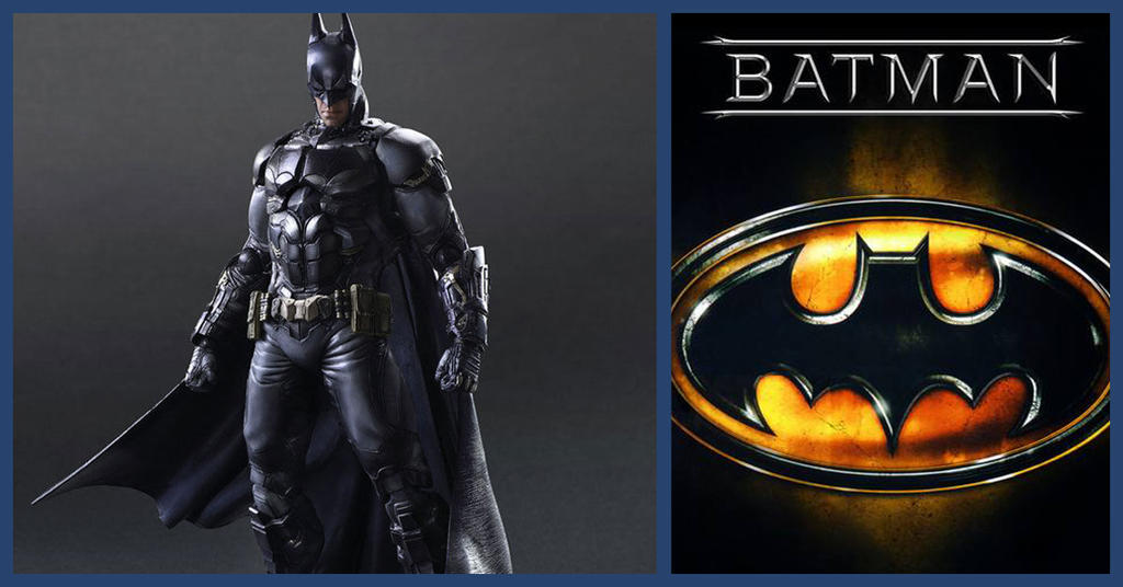 Batman by HumanAnatomy4Artist