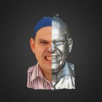 3-866508-3D Scan - Alexandro Chramcov - 13 - Teeth by HumanAnatomy4Artist