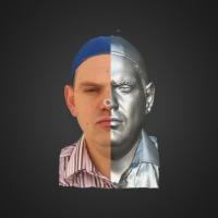 3-866507-3D Scan - Alexandro Chramcov - 14 - Sad by HumanAnatomy4Artist
